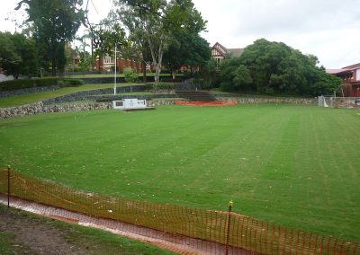 Sports Oval