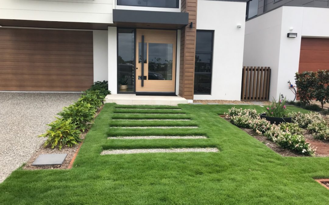 Muller Landscapes on our Shadetuff turf.