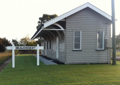 Beaudesert Railway Station